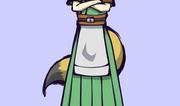 うちの狐「天狐さん」