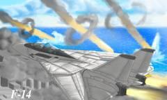 F-14 Ver U.S.NAVY